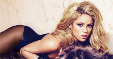 Entregan el Premio Cristal del Foro Económico Mundial a Shakira
