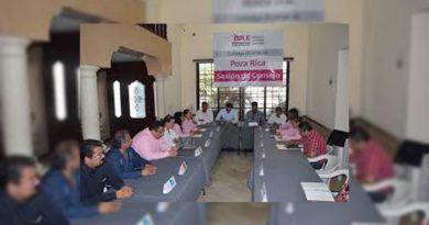 Examen a aspirantes de consejos municipales