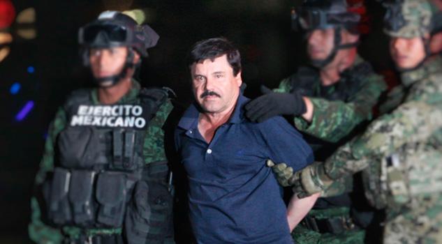 Extraditan El Chapo