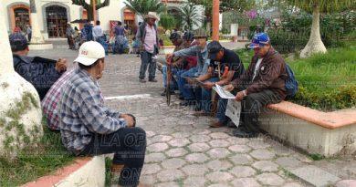 Familias de Chichicoaxtla esperan solución al conflicto con los 400 Pueblos