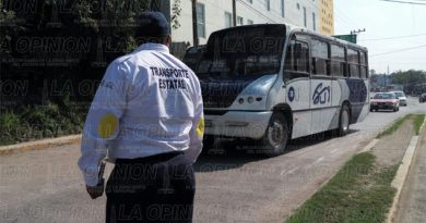 Frenan abuso de transportistas