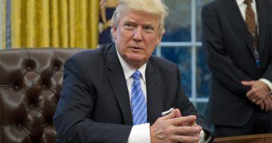 Hoy Donald Trump informará sobre la construcción del muro