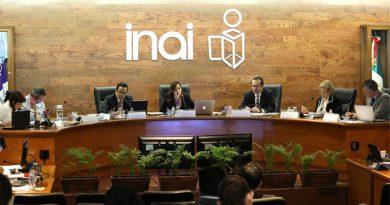 INAI impone multa de 300 mdp a quienes violen la privacidad