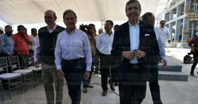 Inauguran la segunda línea de producción de cemento en Apazapan