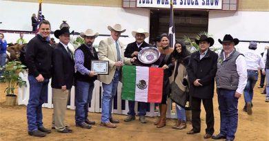 La ganadería veracruzana fue reconocida en Estados Unidos