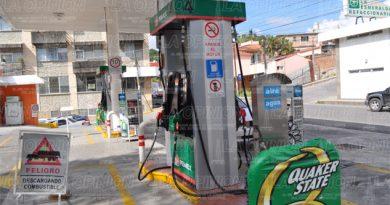 La gasolina costará $20