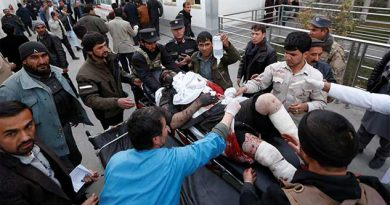 Más de 20 muertos en doble atentado en Afganistán