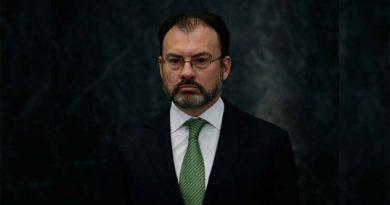 México nos necesita a todos más que nunca: Videgaray