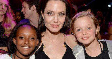 Madre de una de las hijas de Jolie rompe el silencio