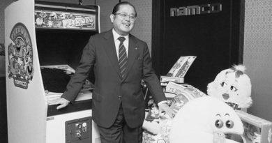 Muere Masaya Nakamura el 'padre' del PacmanMuere Masaya Nakamura el 'padre' del Pacman