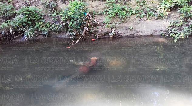 Muere ahogado en un arroyo