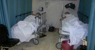 Negligencia en el hospital