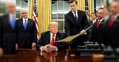 Ordena Trump aliviar la carga de Obamacare
