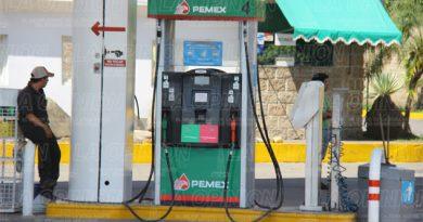 Pérdidas de gasolineros