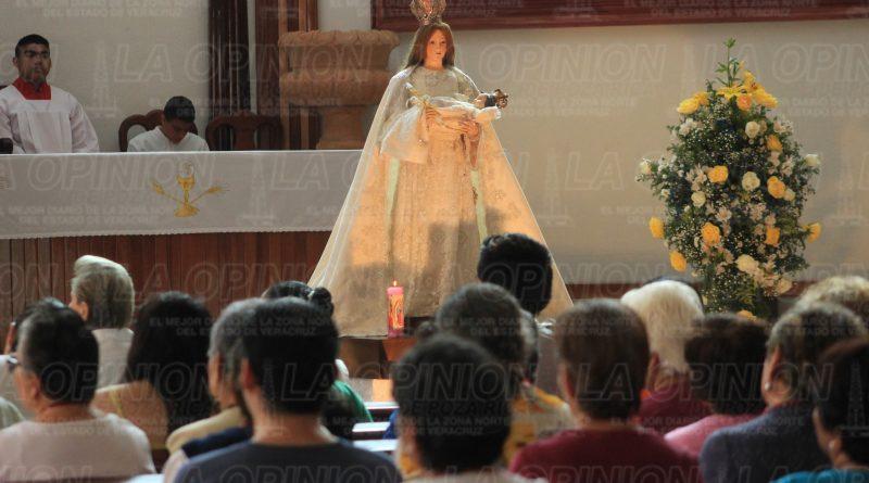 Quinta peregrinación de la Virgen de la Candelaria