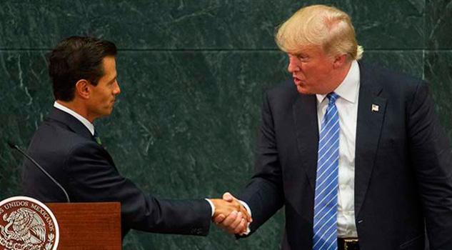Peña Nieto Trump