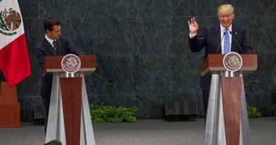Peña Nieto cancela reunión con Tromp