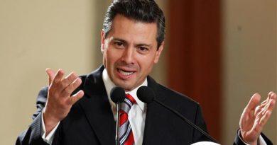 Peña Nieto se suma al llamado