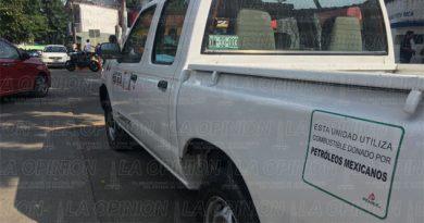 Pendiente la donación de combustible por parte de Pemex al ayuntamiento