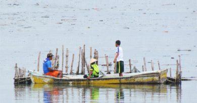 Pescadores en crisis