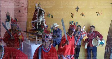 Realizan ritual en honor a Santiago Apóstol