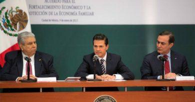 Rechazan el pacto de EPN