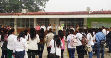 Reubican a alumnos de la UPAV Álamo