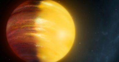 Rubíes y zafiros en la atmósfera de un exótico planeta