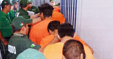 Saqueadores ingresan al penal