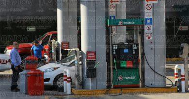 Se amparan vs gasolinazo