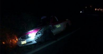 Seis heridos en accidente
