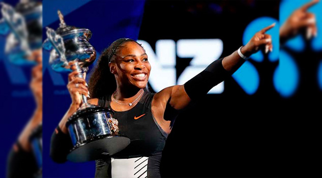 Serena Williams Abierto Australia 2017