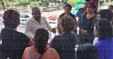 Solicitan introducción de agua potable en la Salvador Allende