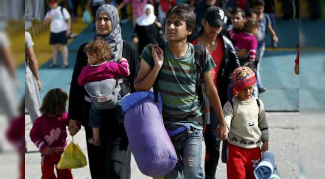 Suspende Trump programa de refugiados sirios en EU