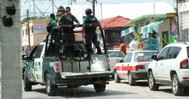 Tamiahua, con 10 policías
