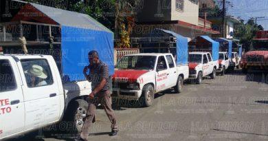 Taxi Mixto Rural reduce costo al pasaje