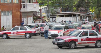 Taxistas abusivos