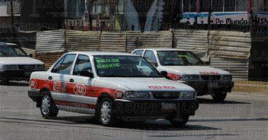 Taxistas ajustarán tarifas