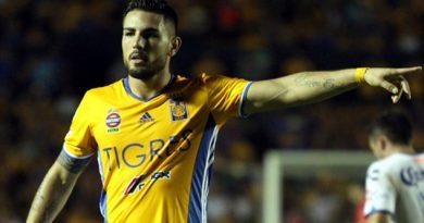 Tigres Andy Delort
