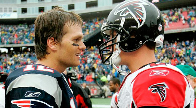 Tom Brady Matt Ryan