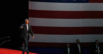Ustedes fueron el cambio: dijo Obama en su mensaje de despedida