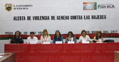 Van contra la violencia de género