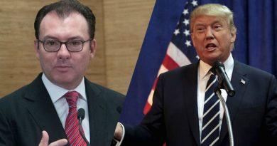 Volvería a invitar a Donald Trump a México