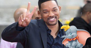 Will Smith podría protagonizar la nueva versión del clásico Dumbo