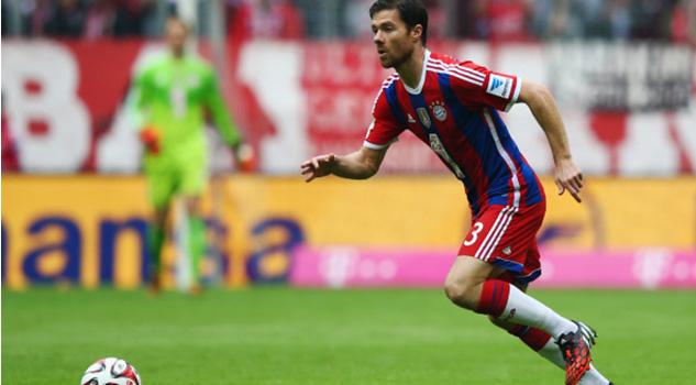 Xabi alonso Adiós Futbol Bayern