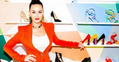 Línea de calzado al estilo Katy Perry