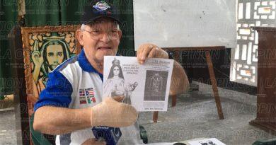 Llegará a Poza Rica la quinta peregrinación de la Virgen de la Candelaria