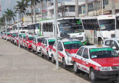 20% de taxis irregulares
