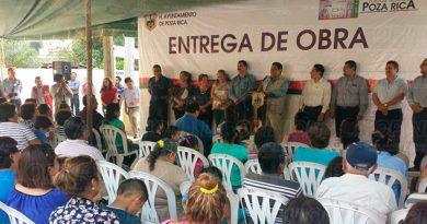Alcalde Entrega Importantes Obras