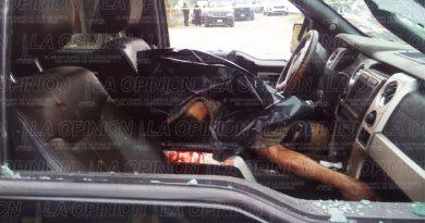 Asesinan al agente municipal de Potrero del Llano